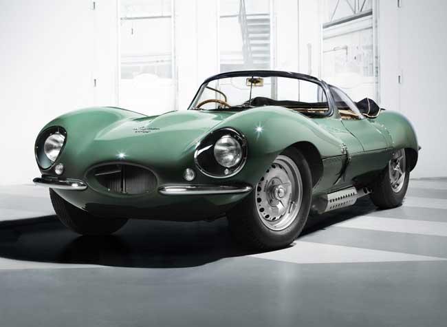 , Le Mythique Coupé Sport Jaguar XKSS est de Retour (video)