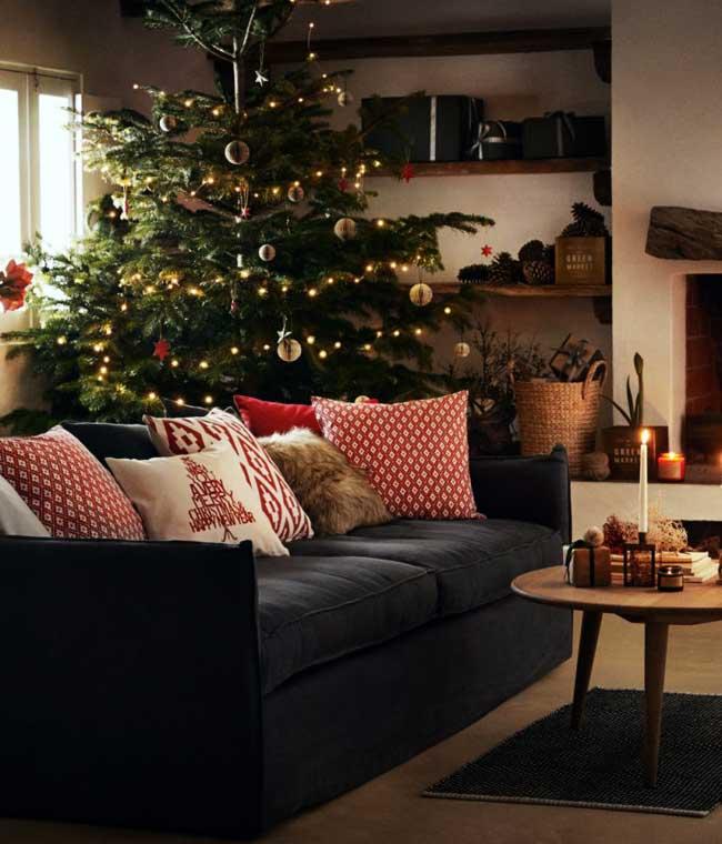 , Un Noël 2016 Authentique et Traditionnel pour H&M Home
