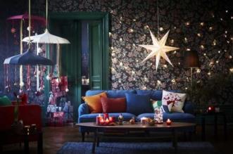 noel 2016 ikea campagne maison deco 1 331x219 - Chez Ikea, la Décoration de Noël 2016 se Fait Féérie