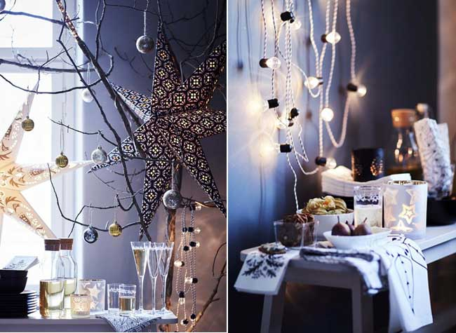 decoration de noel ikea. Black Bedroom Furniture Sets. Home Design Ideas