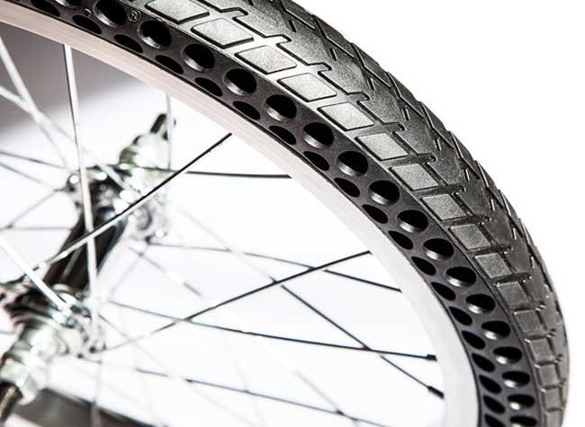 roue velo sans chambre à air, Révolutionnaire Pneu de Vélo sans Chambre à Air (video)