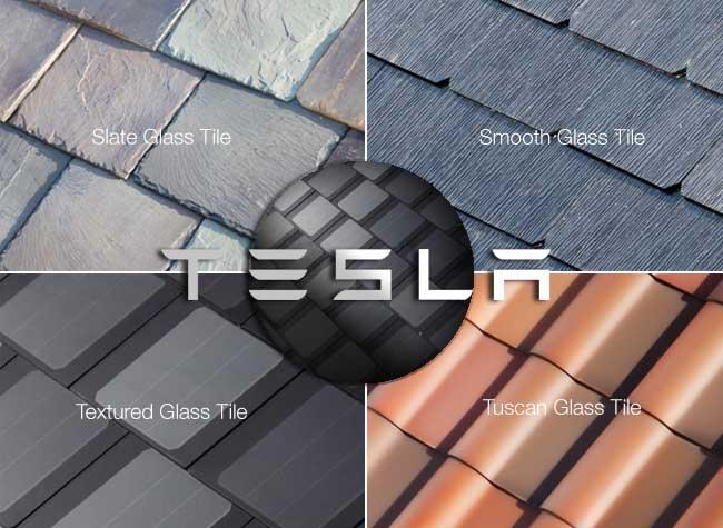, TESLA Imagine des Tuiles Solaires au Design d'Ardoise (video)
