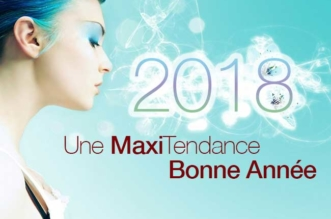 MaxiTendance Bonne Annee 2018