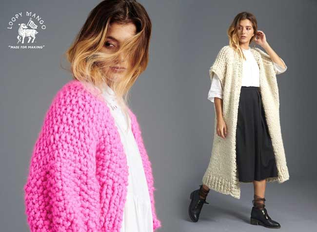 , Avec ce Kit Tricot Faites des Vêtements et Accessoires Mode (DIY)