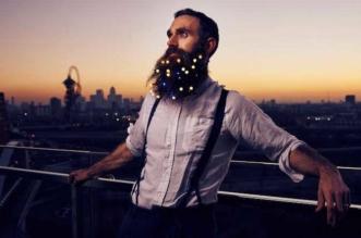 hipster noel londres barbe 1 331x219 - A Londres les Hipsters se Font Enguirlander pour Noel