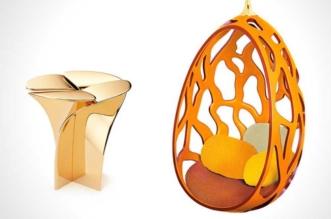 louis vuitton tokujin yoshioka campanas mobilier design 1 331x219 - Louis Vuitton Présente sa Collection 2017 de Mobilier Design
