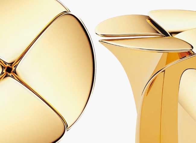 , Louis Vuitton Présente sa Collection 2017 de Mobilier Design