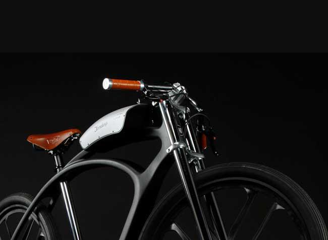 , Voici la Harley des Vélos Électriques et Connectés (video)
