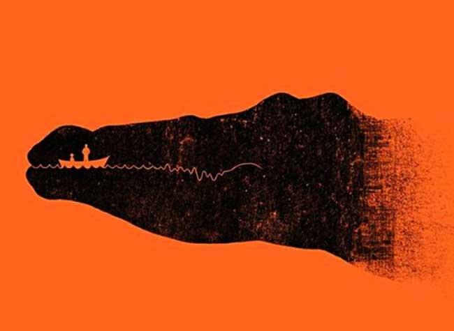 , Illustrations Minimalistes Poétiquement Surréalistes