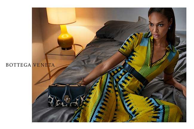 campagne bottega veneta printemps ete 2017 2 - Lauren Hutton 73 Ans Resplendissante pour Bottega Veneta Eté 2017