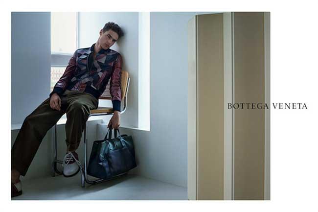 campagne bottega veneta printemps ete 2017 5 - Lauren Hutton 73 Ans Resplendissante pour Bottega Veneta Eté 2017