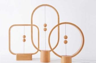 heng balance lamp design zanwen li 1 331x219 - L'Interrupteur de cette Lampe va vous Faire Perdre la Boule (video)