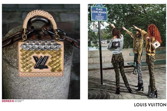 , Louis Vuitton cet Eté 2017 nous Donne Rendez-Vous à Paris sur l'Ile Saint-Louis