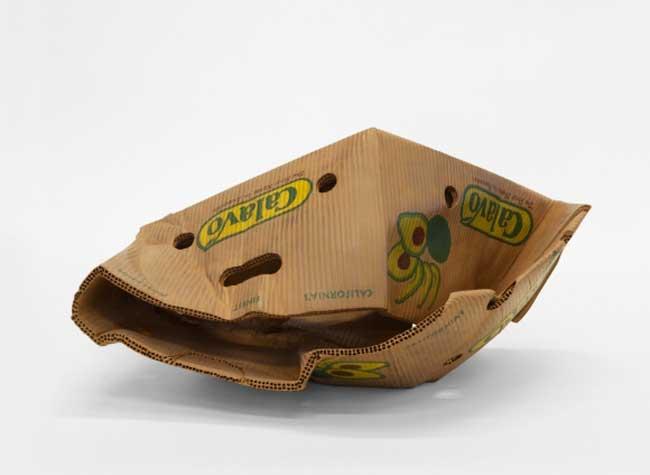 Beliebt Ces Emballages en Carton sont des Sculptures en Bois - MaxiTendance NS53