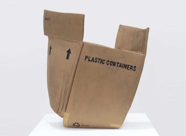 , Ces Emballages en Carton sont des Sculptures en Bois