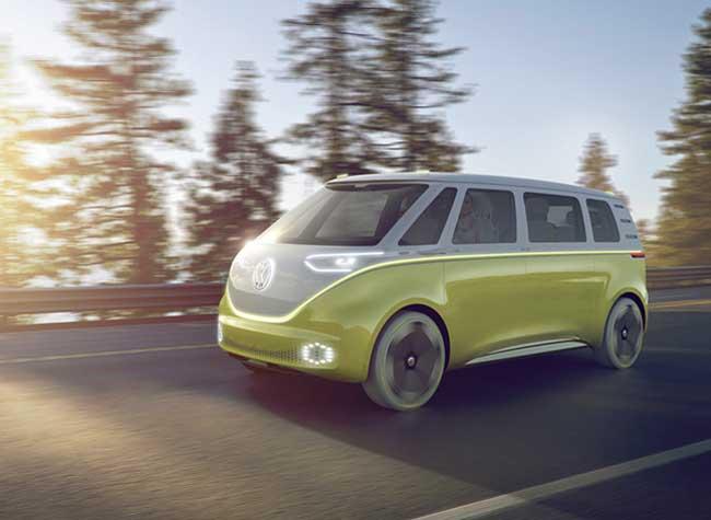 ID Buzz Volkswagen, ID Buzz le Nouveau Combi Volkswagen devient Réalité ! (vidéo)