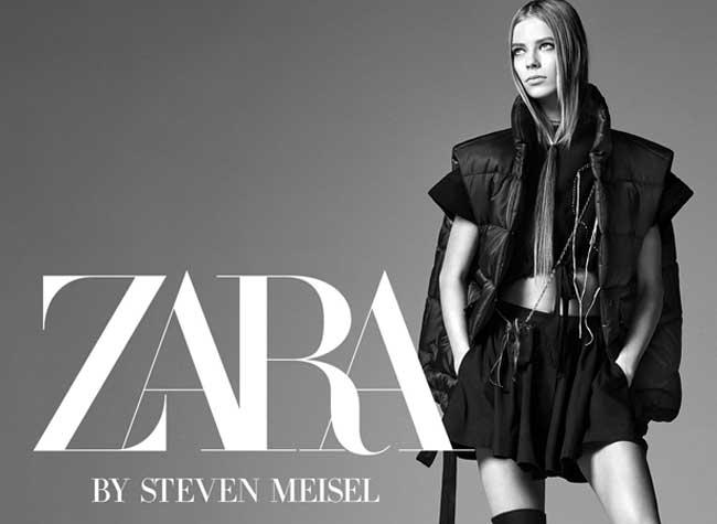 , Zara Femme Eté 2017 le Chic en Noir et Blanc et en Studio (video)