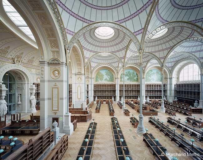 bnf paris france renovation 1 - La BnF Rue de Richelieu à Paris Rouvre ses Portes après 10 Ans de Rénovation