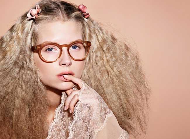 , Lottie Moss Egérie Ingénue pour Chanel Eyewear Ete 2017