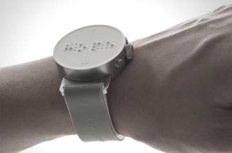 dot montre braille smartwatch connectee 3 331x219 - Dot, la Montre Connectée en Braille pour Malvoyants (video)