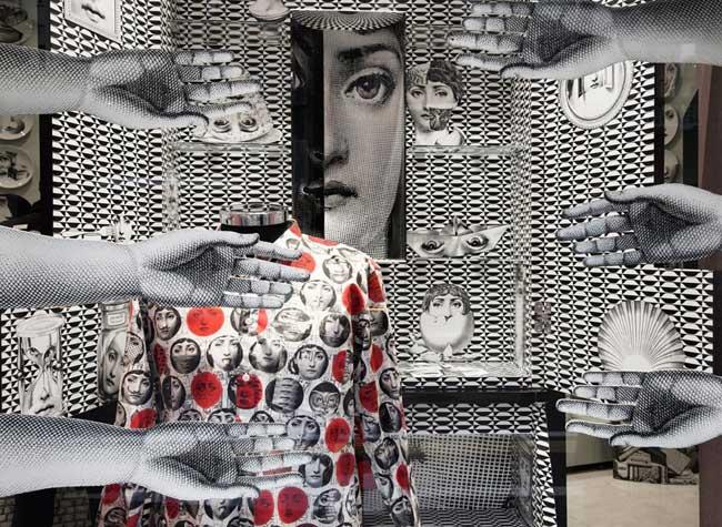 , Comme des Garçons x Fornasetti, une Collection Artistique !