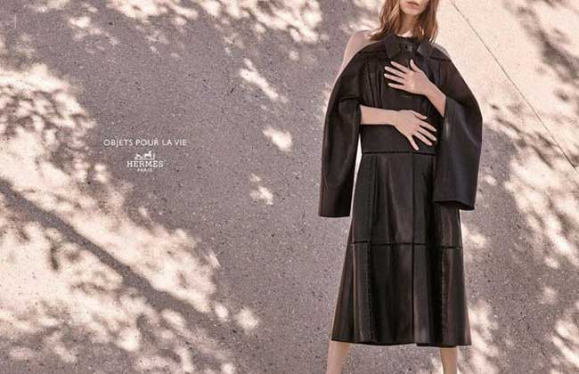hermes ete 2017, Renversante sera la Campagne Hermès Femme Eté 2017