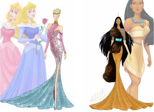 61a80d630f6 Robes princesses disney - les patients du doc