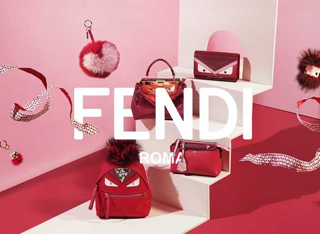 , Campagne Surréaliste pour Fendi Saint Valentin (video)