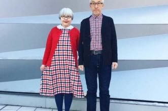 couple retraite papi mamie mode style japon 4 331x219 - Marié depuis 37 ans ce Couple s'Habille Toujours de Façon Coordonnée