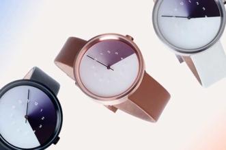 hidden time watch montre couleurs degrade 1 331x219 - Hidden Time Watch, la Montre qui Efface le Temps qui Passe (video)