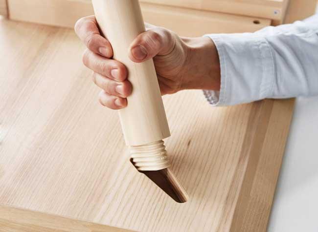 , Voici les Meubles IKEA qui se Montent Vite et sans Outils (video)