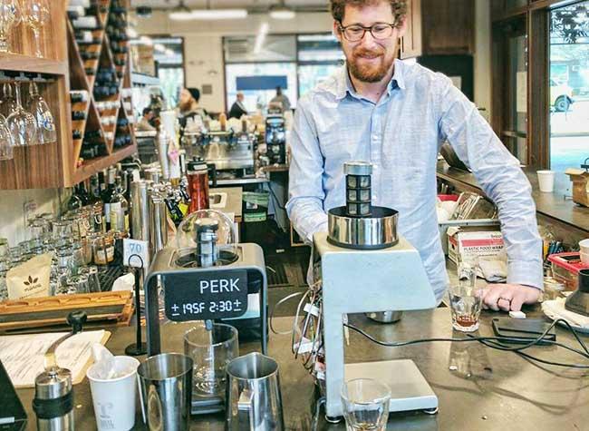 perk brew machine cafe hipsters 3d 5 - Imprimée en 3D, PERK est la Machine Expresso Parfaite (video)