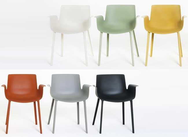 piuma chaise, Chaise Piuma en Fibre de Carbone aussi Légère qu'une Plume