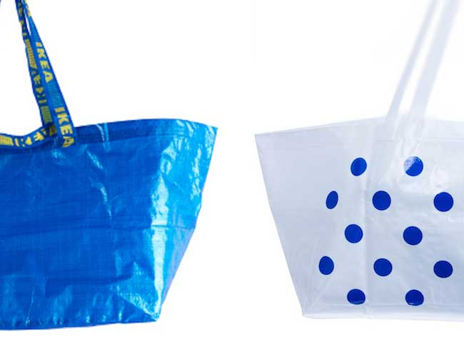 Sac Shopping Ikea Colette