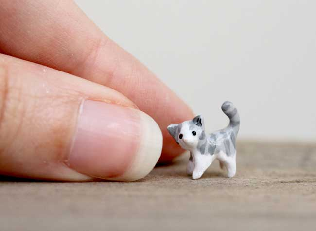 Sculptures Miniatures Animaux