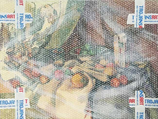 papier bulles, Un Artiste Emballe les Toiles du MoMa avec du Faux Papier à Bulles