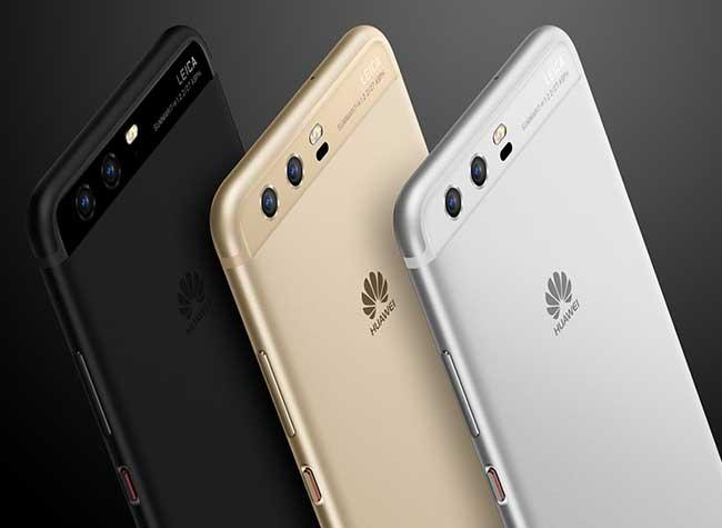 smartphone huawei p10 couleurs pantone 3 - Pantone Habille de Couleurs les Smartphones Huawei P10 et p10 Plus