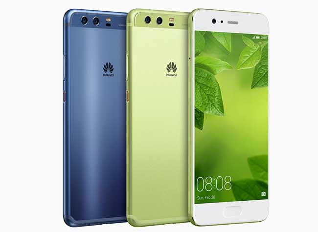 smartphone huawei p10 couleurs pantone 4 - Pantone Habille de Couleurs les Smartphones Huawei P10 et p10 Plus