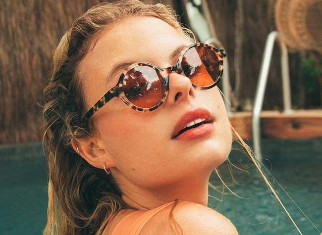 Lunettes de Soleil Tens Filtres Instagram