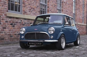Austin Mini Remastered Originale