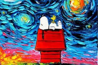 Aja Trier Van Gogh Pop Culture