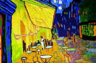 Incroyables Reproductions en Broderie d'Oeuvres Impressionnistes