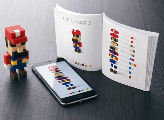Cubes Magnétiques PIXIO, Les Petits Cubes Magnétiques PIXIO Mieux que les Lego (video)