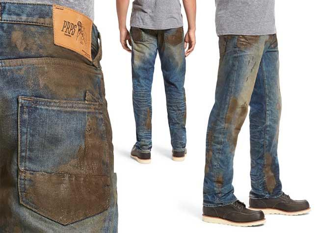PRPS Jeans Sale Boue Luxe