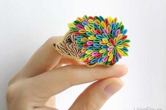liskaflower bijoux polymere animaux