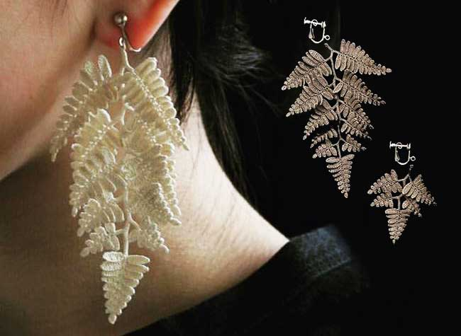 Bijoux Organiques Miho Fujita