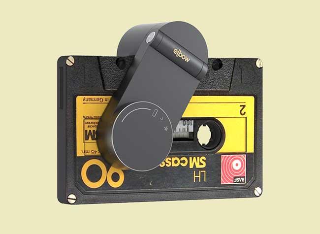 Lecteur Cassette Audio Elbow