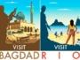 Detournement Affiche Publicitaires Voyage