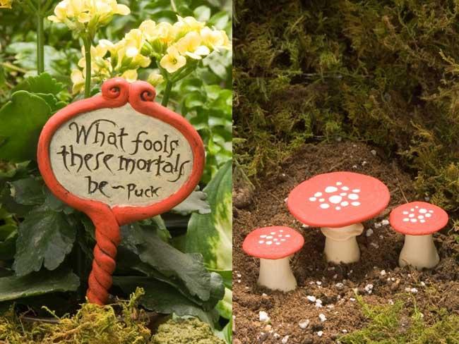 , Ces Accessoires vont Transformer votre Jardin en Conte de Fées