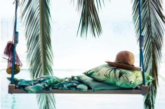 H&M Maison Home Decoration Tropicale